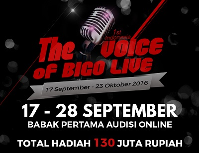 The Voice of Bigo Live